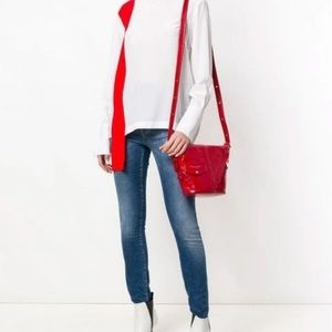 Marc Jacobs Bags - NWT.  MARCK JACOBS BUCKET BBAG - RED
